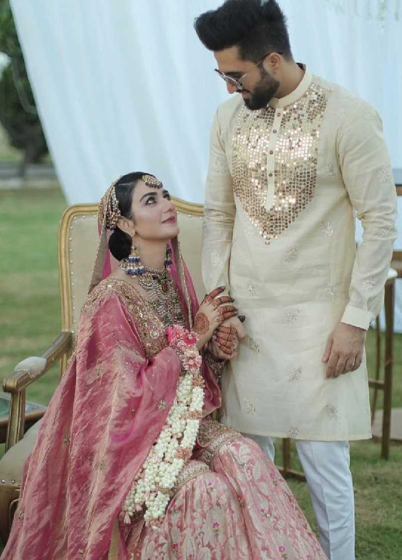 Sarah Khan Wedding Photo 5