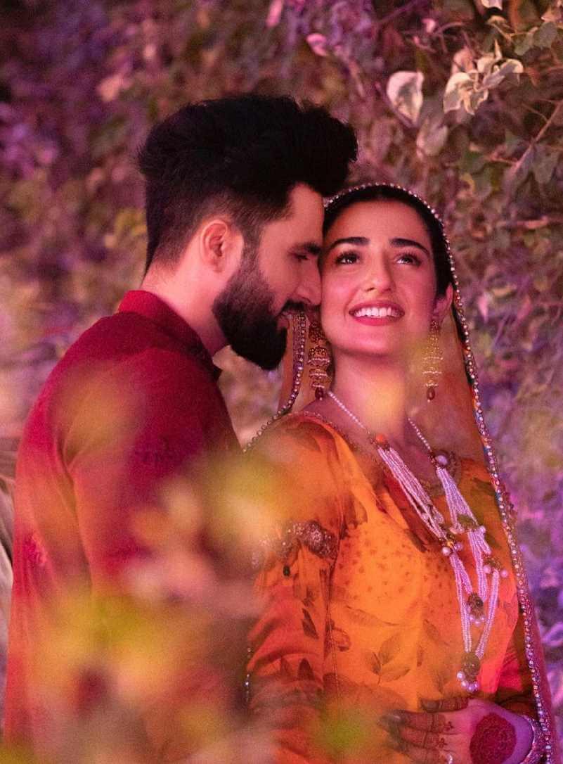 Sarah Khan Wedding Photo 9