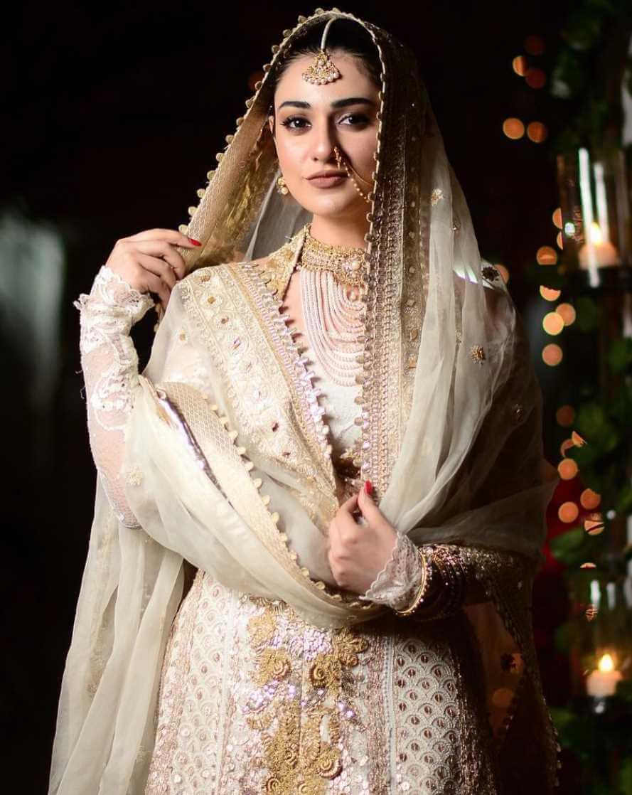 Sarah Khan Wedding Photo hd