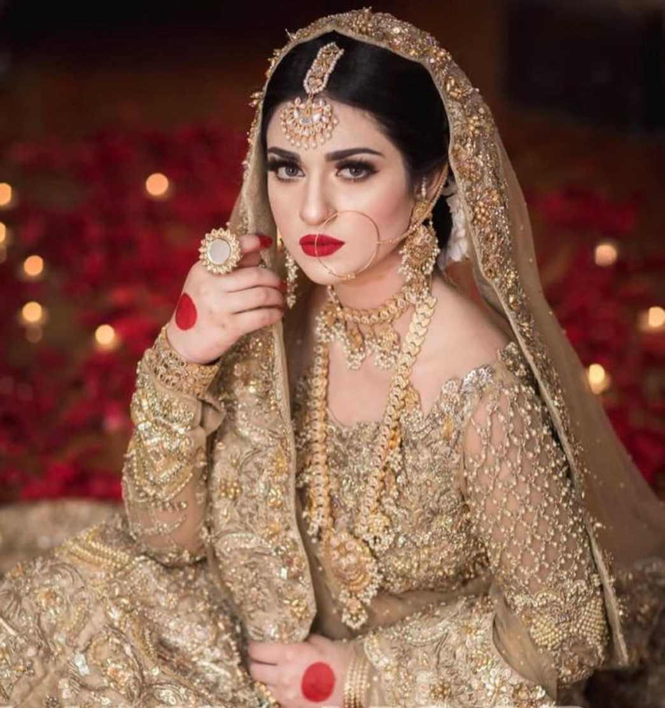 Sarah Khan Wedding Photos
