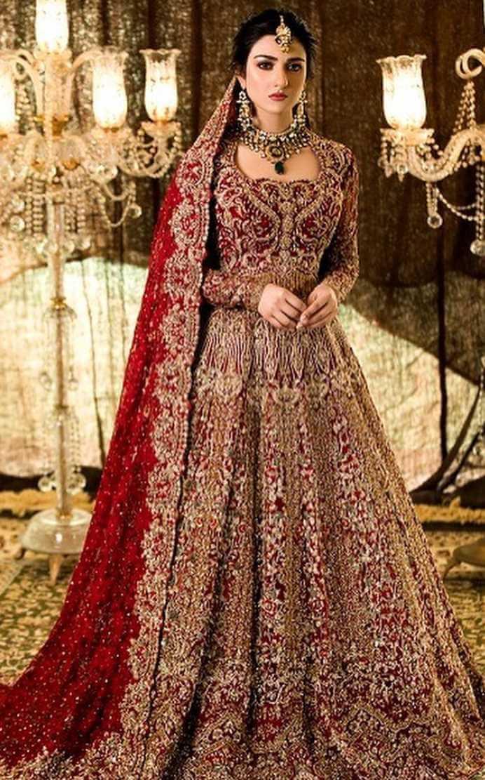Sarah Khan Wedding Photoshoot