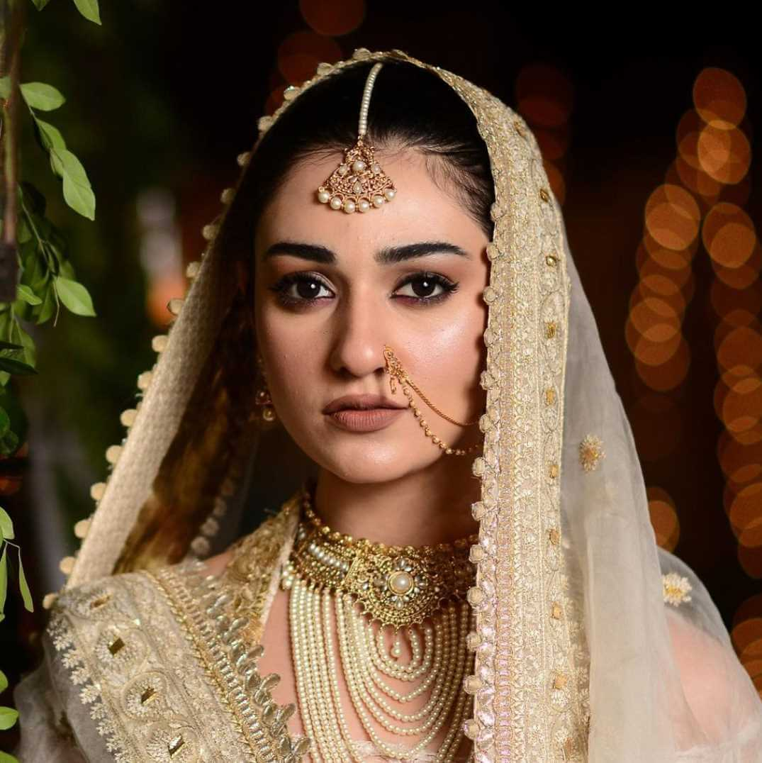 Sarah Khan Wedding Pic hd