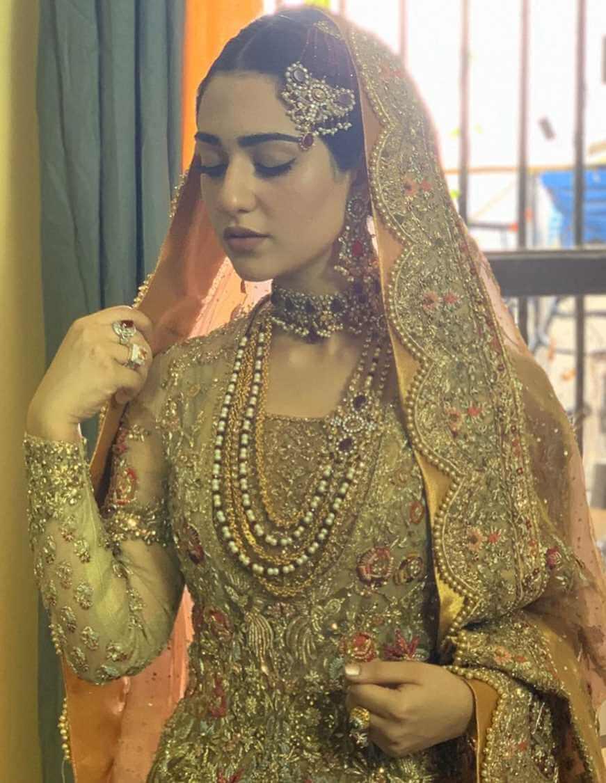 Sarah Khan Wedding Pics 2