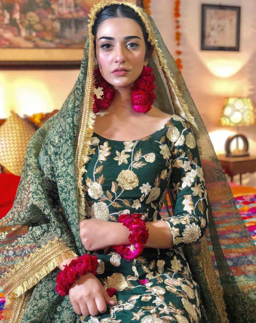 Sarah Khan Wedding Pics hd