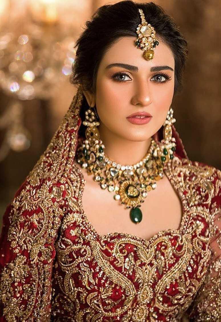 Sarah Khan Wedding Pics