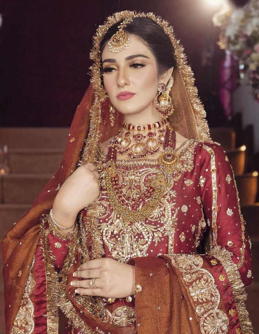 Sarah Khan Wedding Picture
