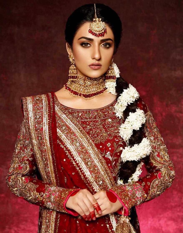 Sarah Khan Wedding Pictures
