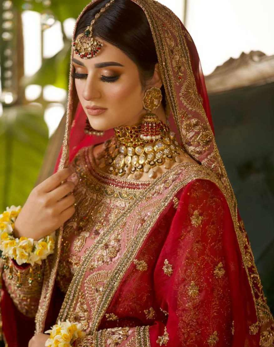Sarah Khan Wedding old Image
