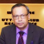 Uttara Club President Nasir Uddin photo