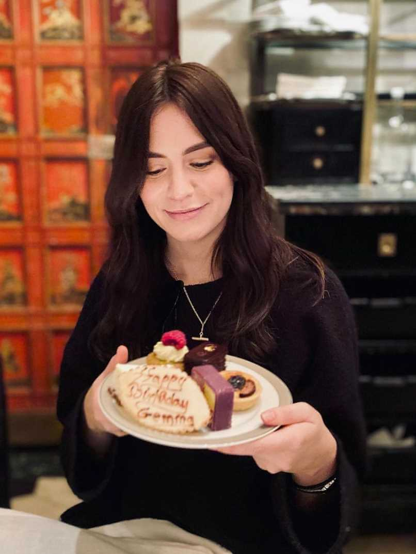 Gemma Styles Birthday Photo