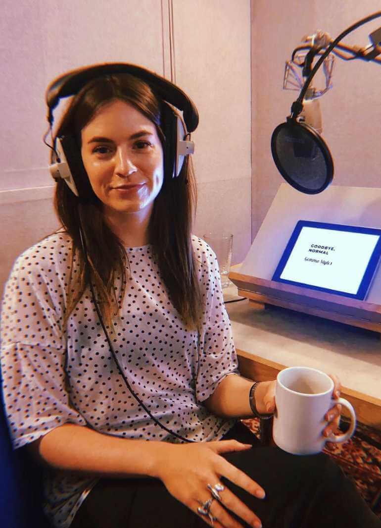 Gemma Styles Old Photo