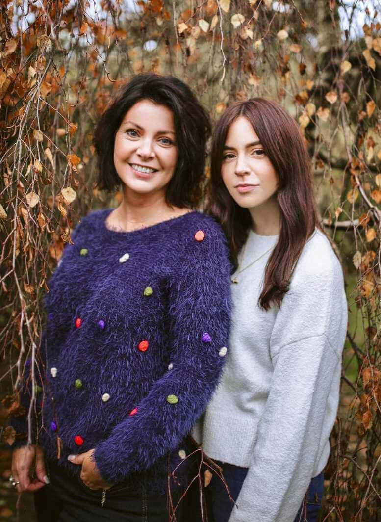 Gemma Styles with her Mother Photo