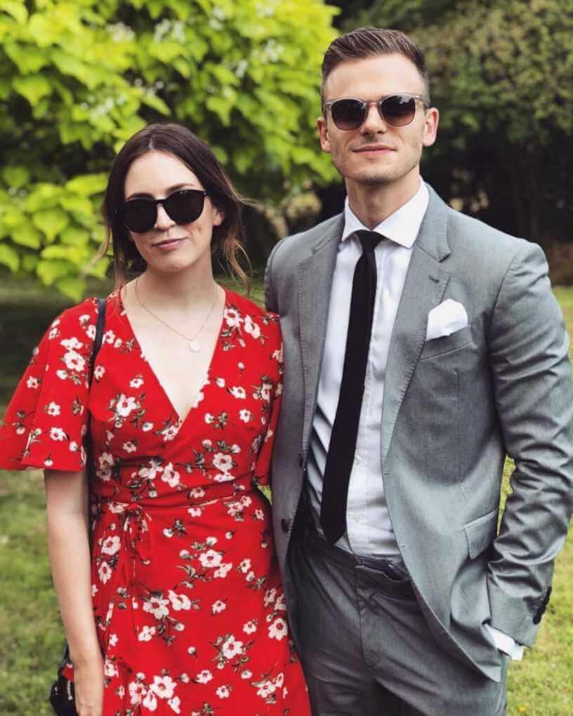 Gemma Styles with her boyfriend Photo